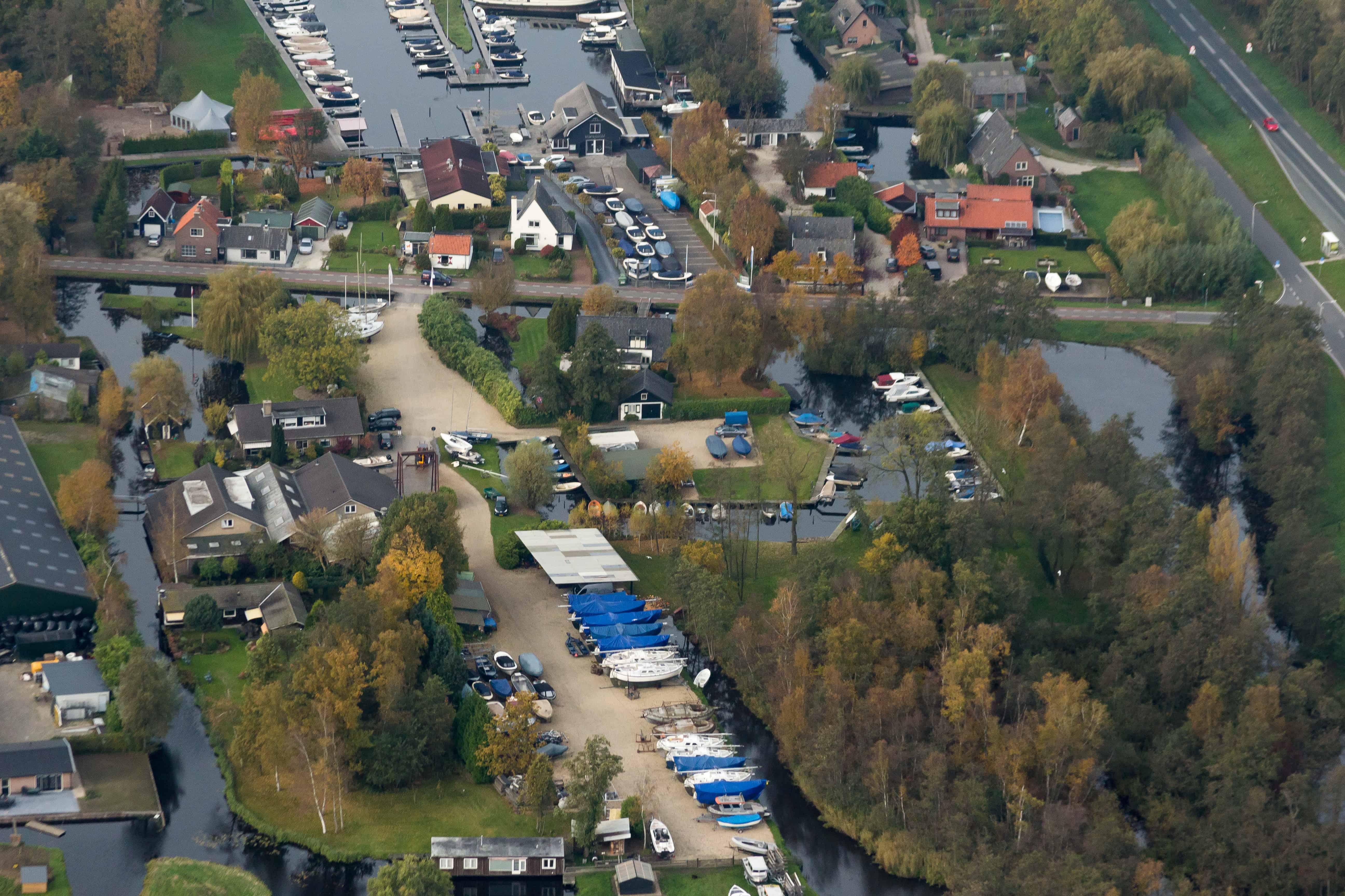 DeKloet en Alufleet aerial