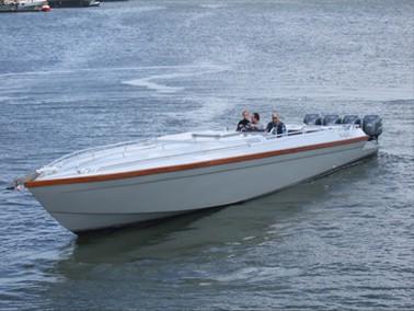 custom alumnium boten