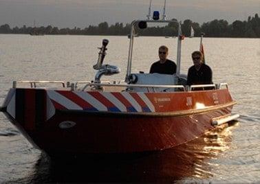 brandweer boot