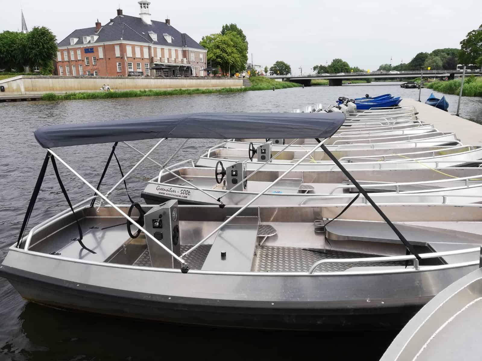 Alufleet boot