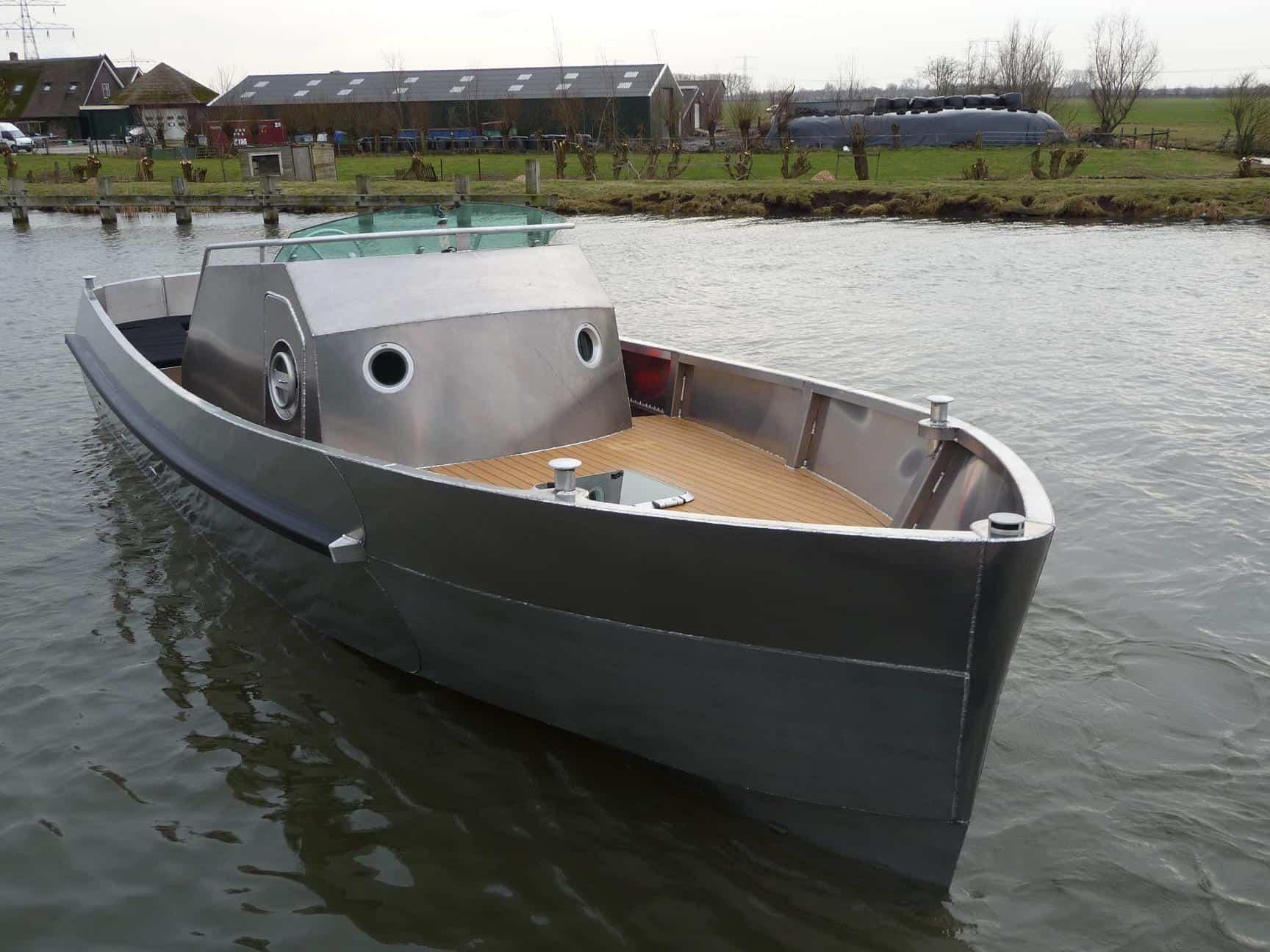 custom build alufleet